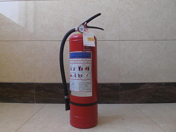 灭火器的使用方法及注意事项-济南鼎盛消防器材有限